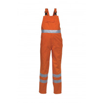 HaVeP 2485 amerikaanse overall high vis
