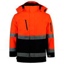 TriCorp 403004 Parka ISO20471 Bicolor 200 g/m²