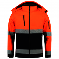 TriCorp 403007 Softshell ISO20471 Bicolor 300 g/m²