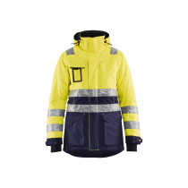 Blåkläder 4472 Dames High Vis winter parka 160 g/m²