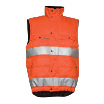 HaVeP 5367 bodywarmer high visibility