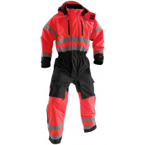 Blåkläder 6763 Winteroverall Level 3 200 g/m² High Visibility